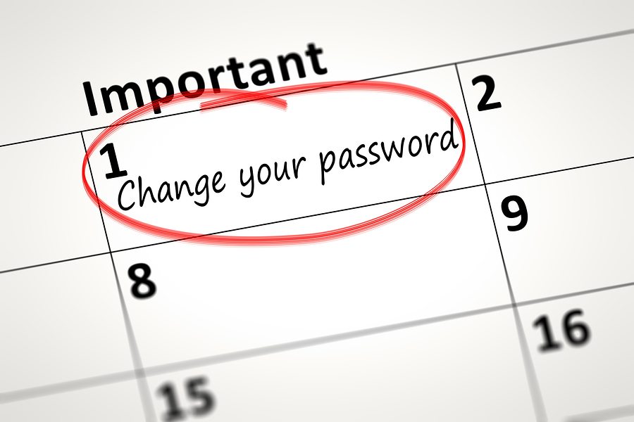VPS security: Periodic password change is essential